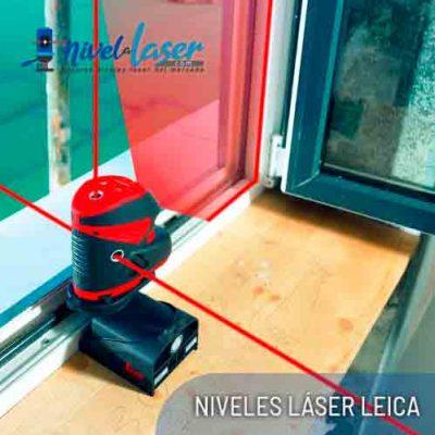 Niveles Láser Leica